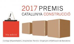 candidaturas finalistas a los Premios Cataluña Construcción 2017