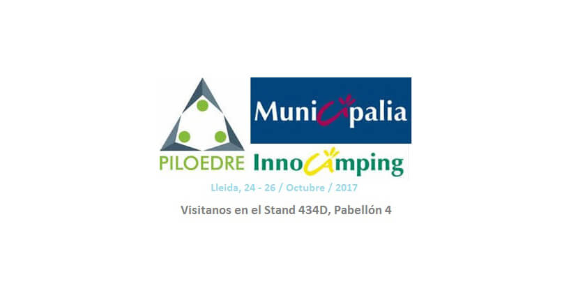PILOEDRE estará en la Fira de Lleida-Municipalia- Innocamping